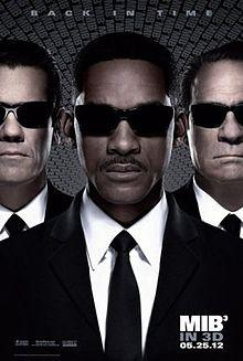 Review #3529: Men in Black III (2012)