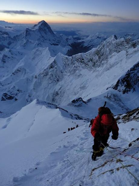 Everest 2012: Another Season Nearly Done