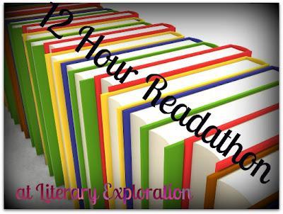 1st Summer 12 Hour Readathon!