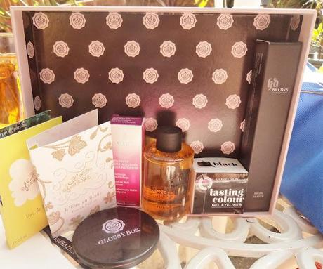 Happy Birthday Glossybox - May 2012