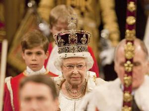 Queen Elizabeth II celebrates 60 years as Britain's Queen