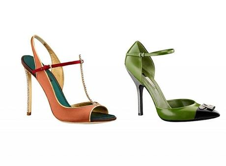 Louis Vuitton Pre-Fall Shoe Collection 2012