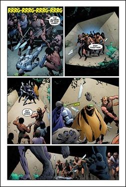 X-O Manowar #2 preview 1