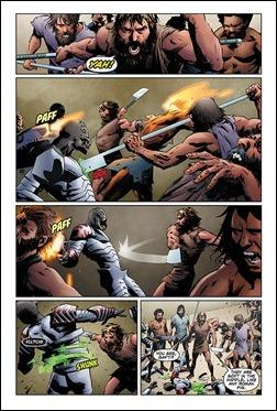X-O Manowar #2 preview 3