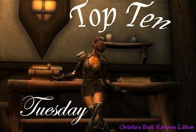 Top Ten Tuesday (24)