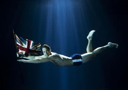 Brit Intends To Swim Across The Atlantic In 100 Days