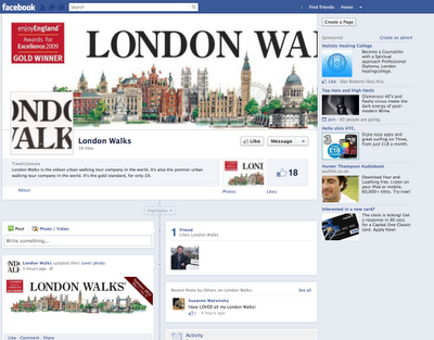 Our NEW Facebook Page… Please Give Us A
