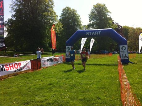 Shires and Spires Ultra
