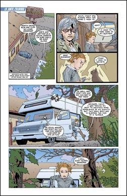 Animal Man Annual #1 preview 1