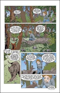 Animal Man Annual #1 preview 2
