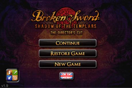 S&S; Mobile Review: Broken Sword: Directors Cut