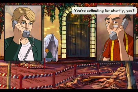S&S; Mobile Review: Broken Sword: Directors Cut