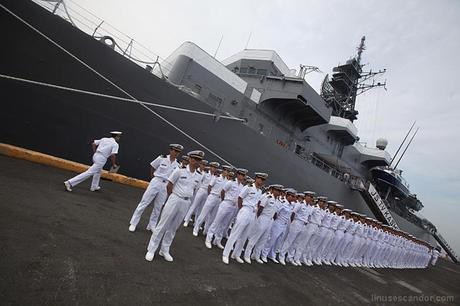 Japan Maritime Self-Defense Force Training Squadron