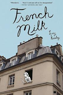 Graphic Novel Review: 'French Milk' by Lucy Knisley