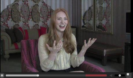 Deborah Ann Woll Talks to GQ Magazine UK