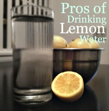 The Wonders of Warm Lemon Water