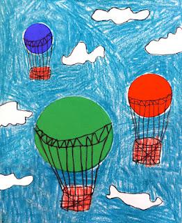 Up, Up and Away Hot Air Balloons