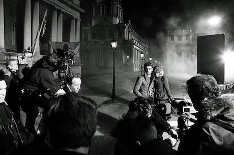 Burberry reveal their Fall 2012 Campaign Stars
