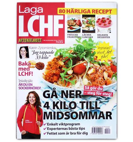 Here's Swedish LCHF-Magazine Number FOUR!