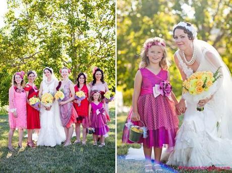 Best Color Ideas for Unique Summer Wedding Themes Paperblog