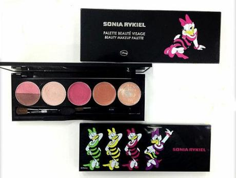 Upcoming Collections: Makeup Collections: Sonia Rykiel: Sonia Rykiel Daisy Duck Makeup Collection For Fall 2012