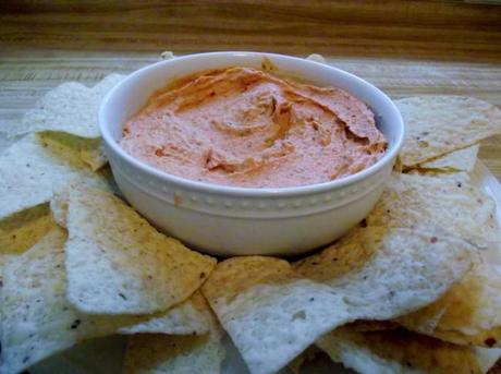 DSCF4410 650x485 Sundried Tomato Hummus