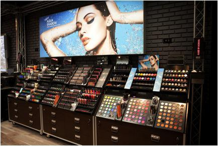 Makeup Lovers Rejoice: MAKE UP FOR EVER Boutique Opens in Dallas!
