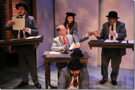 Review: Bartleby the Scrivener (Organic Theater)