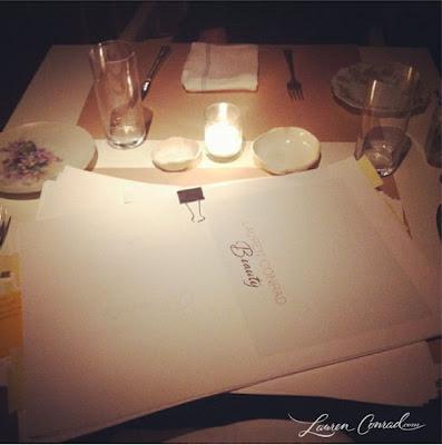 Lauren Conrad Unveils Her Upcoming