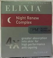 Elixia Night Renew Complex