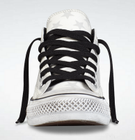 All-American Around The Ankles:  Converse AllStar Chuck Taylor Mid Cut Sneaker