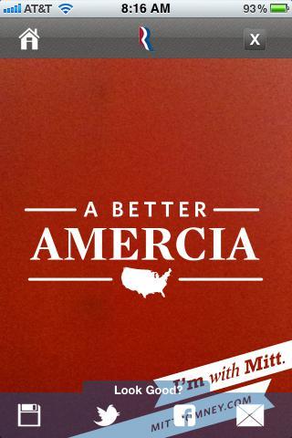 "Romney Campaign Misspells ""America"""