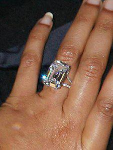 6 of the Best Celebrity Engagement Rings - Paperblog
