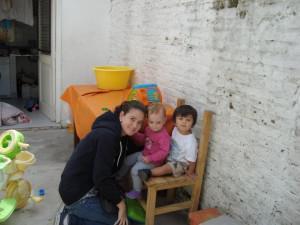 Julia Volunteer 300x225 Tips for Improving Your Spanish