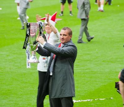 Brendan Rodgers lands the Liverpool Football Club job; best of the Twitter reaction