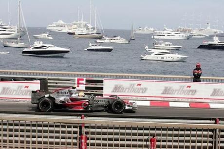The Monaco Grand Prix 2012