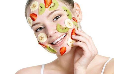 Not Facial fruit mask
