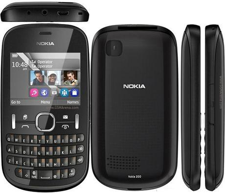 Nokia Asha 300 and Asha 200 launched in India