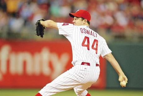 The Rich Get Richer -- Free Agent Pitcher Roy Oswalt Signs With Texas Rangers