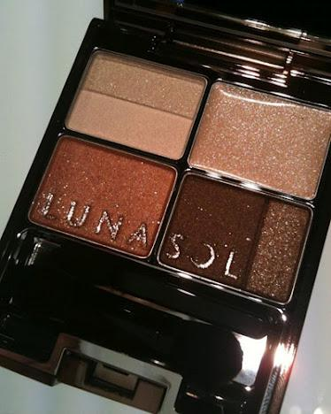 Upcoming Collections: Makeup Collections: Lunasol: Lunasol Makeup Collection For Fall 2012