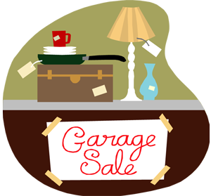 65+ Garage Sale Tips