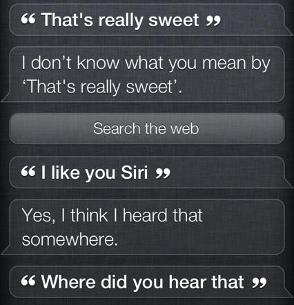 Me and My Siri