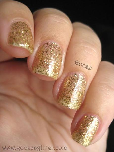 A True Color from the Capitol:  22kt Gold Glitter (pic heavy)