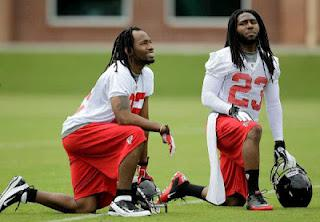 Asante Samuel Making Waves at OTAs - Do the Atlanta Falcons Now Have the Best Secondary in the NFL?