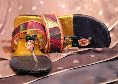 Sheherzad Haider Summer 2012 Slippers For Women