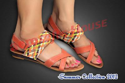 Aerosoft Summer Shoes Collection 2012 For Women