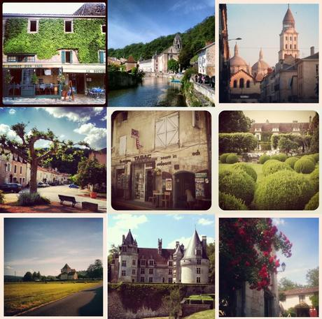 The Dordogne - The Honeymoon Project's Instagram photos