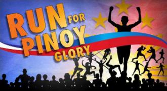 RUN FOR PINOY GLORY