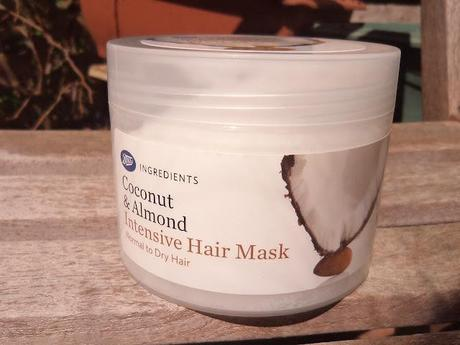 Boots Coconut & Almond Intensive Hair Mask