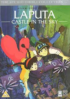 Top Six: Studio Ghibli Films *Potential Spoilers*